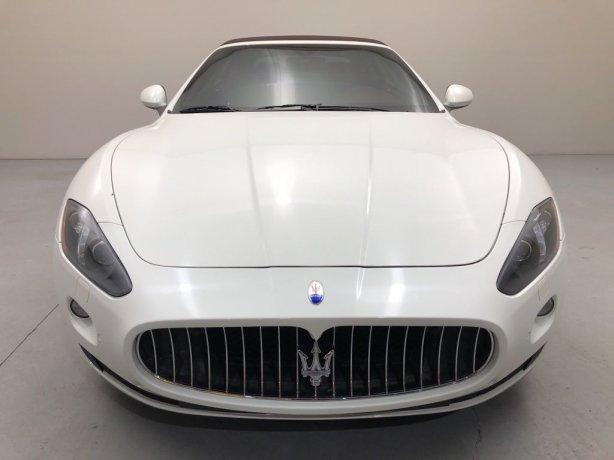 Used Maserati GranTurismo for sale in Houston TX.  We Finance!