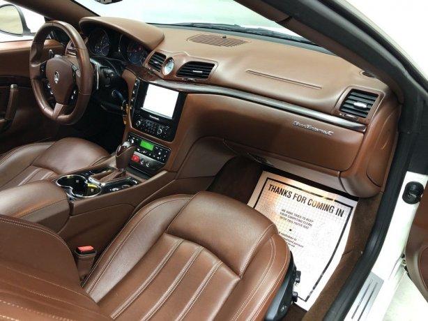 used Maserati for sale Houston TX