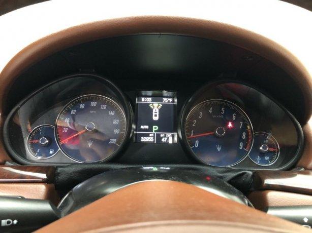 Maserati GranTurismo cheap for sale near me