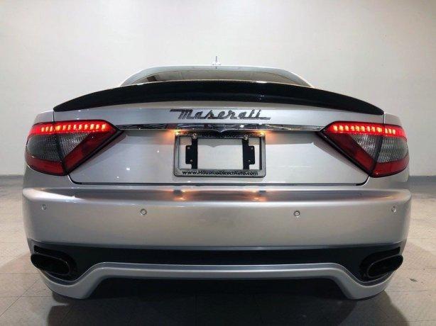 2013 Maserati GranTurismo for sale