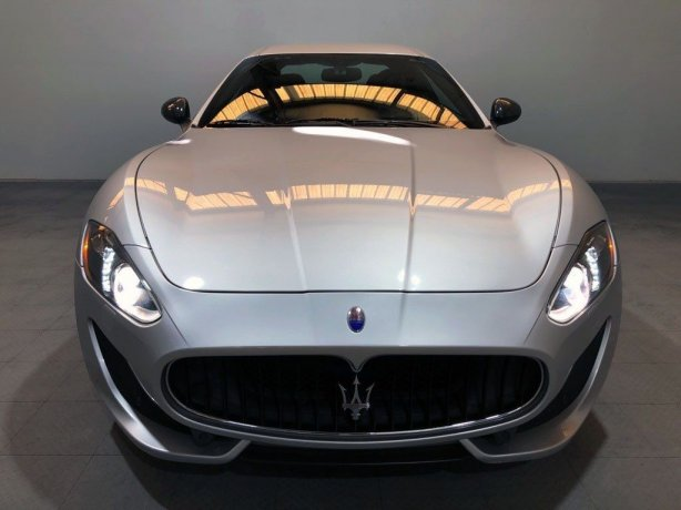 Used Maserati GranTurismo for sale in Houston TX.  We Finance!