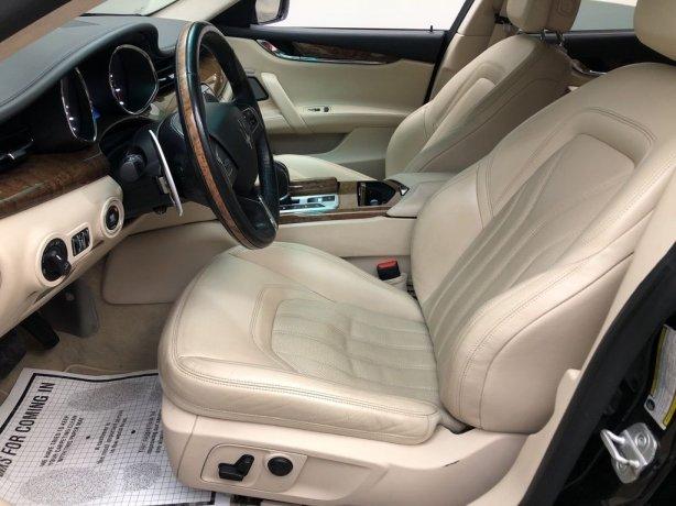used 2014 Maserati Quattroporte for sale Houston TX