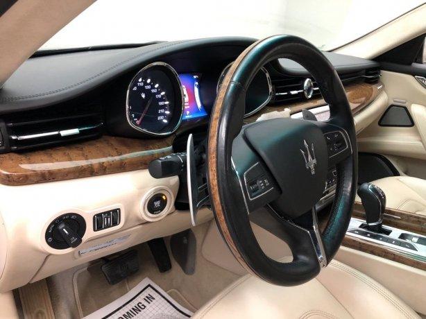 2014 Maserati Quattroporte for sale Houston TX