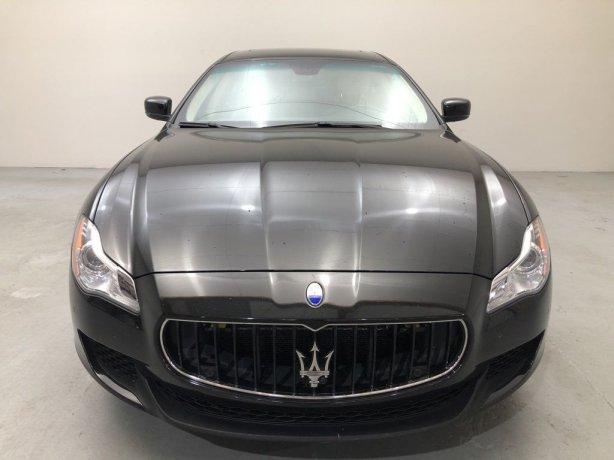 Used Maserati Quattroporte for sale in Houston TX.  We Finance!