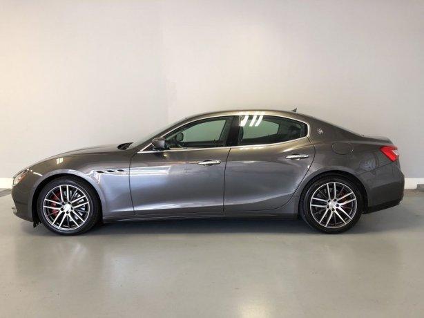 2016 Maserati Ghibli for sale