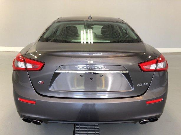 used 2016 Maserati Ghibli