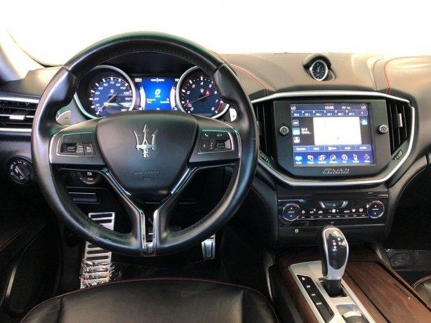 2016 Maserati Ghibli for sale Houston TX