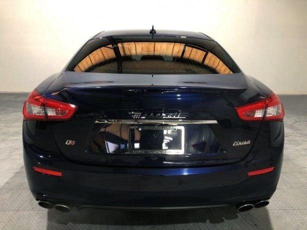 used 2016 Maserati for sale