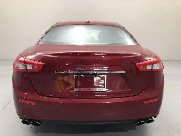used 2015 Maserati for sale