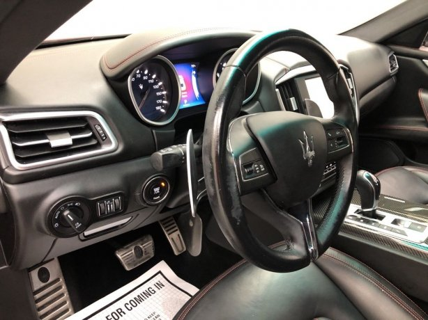 2015 Maserati Ghibli for sale Houston TX