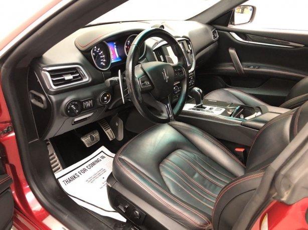 2015 Maserati in Houston TX