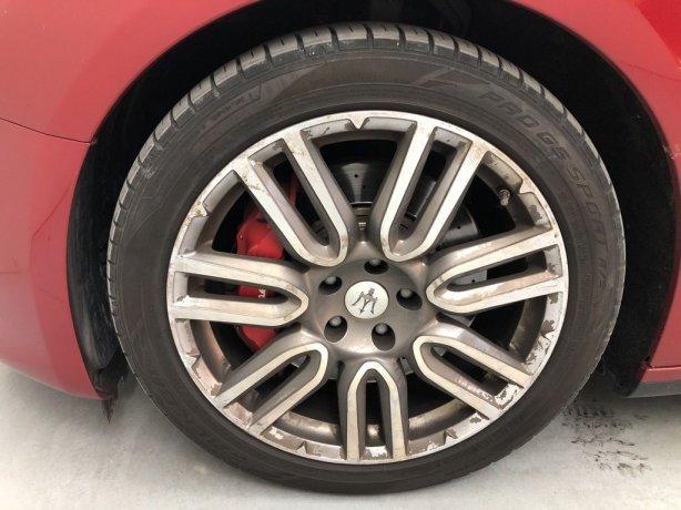 discounted Maserati for sale