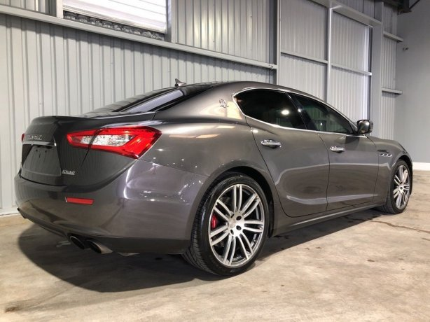used 2016 Maserati for sale