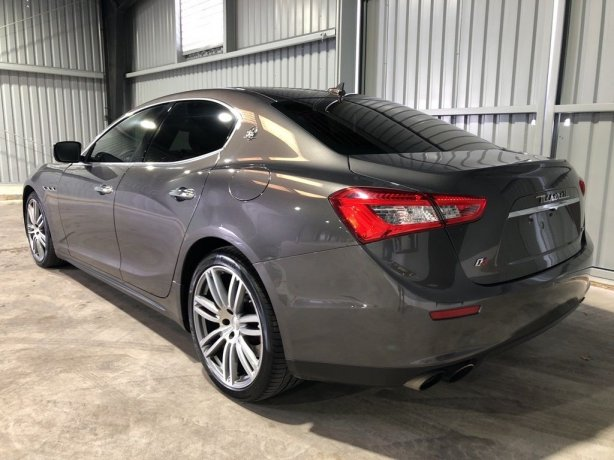 used 2016 Maserati Ghibli for sale