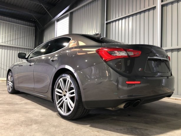 used Maserati Ghibli for sale near me