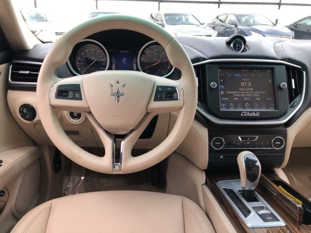 2016 Maserati Ghibli for sale Houston TX