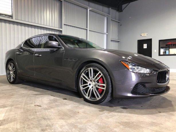 2016 Maserati for sale
