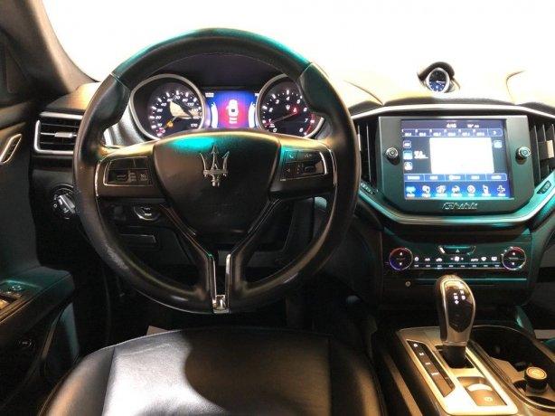 2016 Maserati Ghibli for sale near me