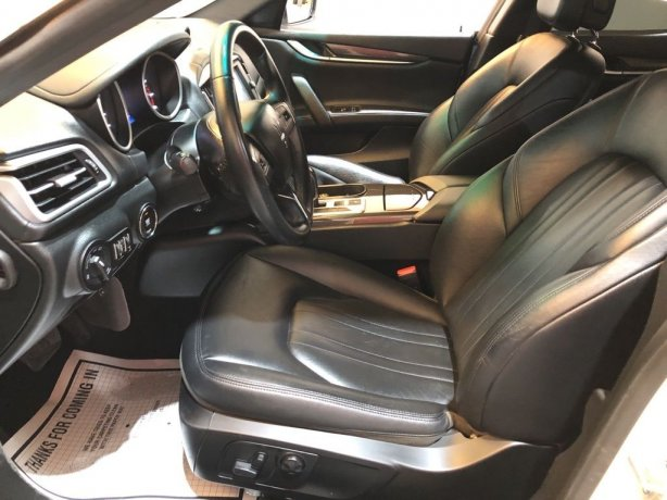 used 2016 Maserati Ghibli for sale Houston TX