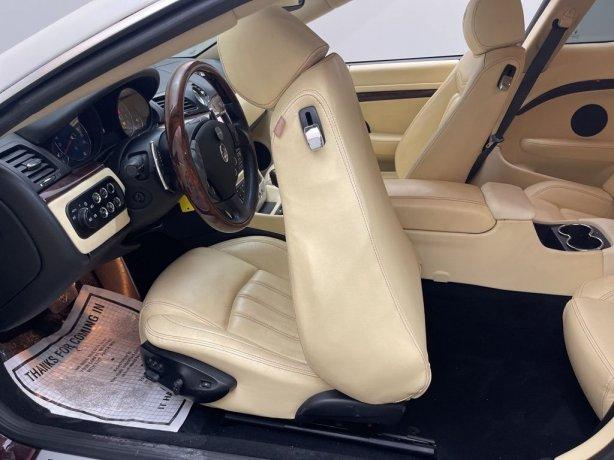 2008 Maserati GranTurismo for sale Houston TX
