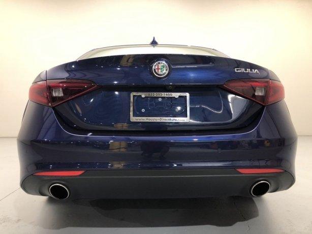 2017 Alfa Romeo Giulia for sale