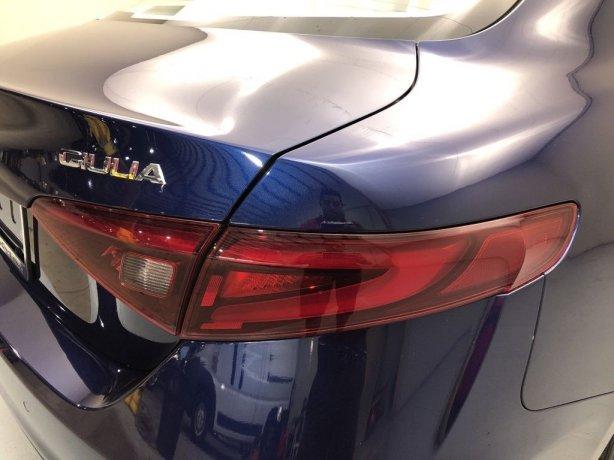 used Alfa Romeo Giulia for sale near me
