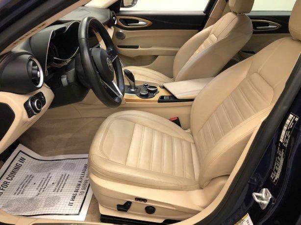 used 2017 Alfa Romeo Giulia for sale Houston TX