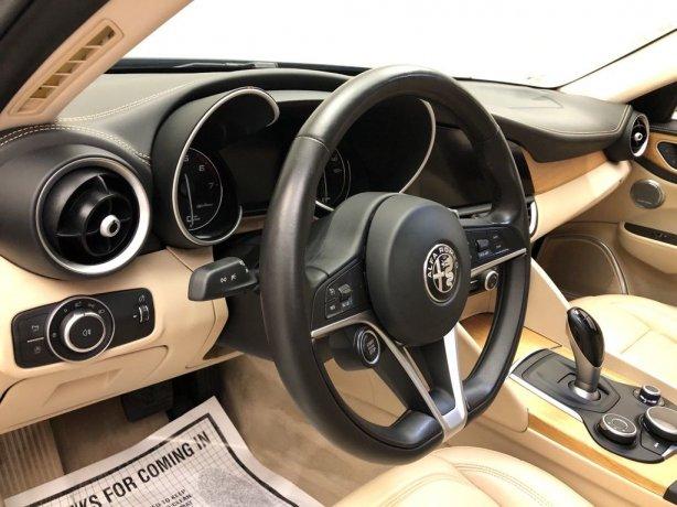 2017 Alfa Romeo Giulia for sale Houston TX