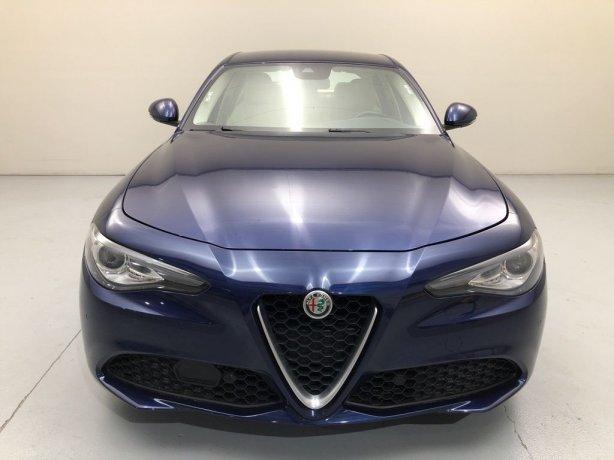 Used Alfa Romeo Giulia for sale in Houston TX.  We Finance!