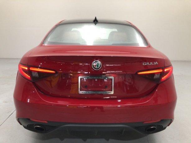 used 2018 Alfa Romeo for sale