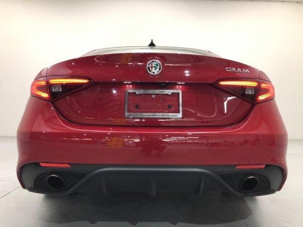 2018 Alfa Romeo Giulia for sale