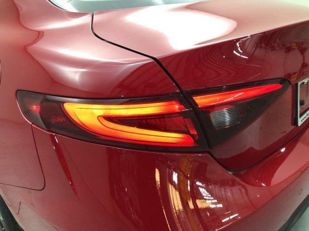 used 2018 Alfa Romeo Giulia for sale