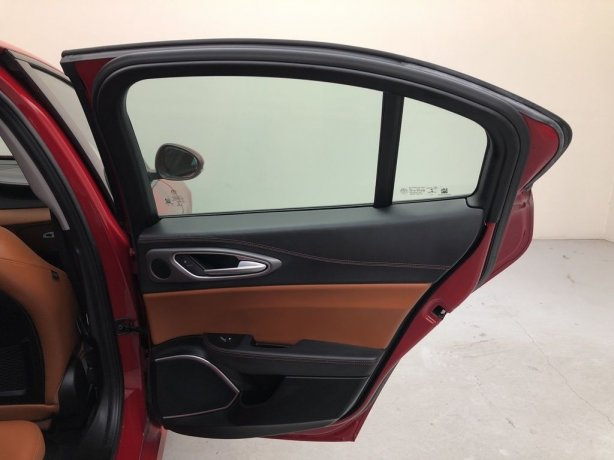 used 2018 Alfa Romeo Giulia for sale near me
