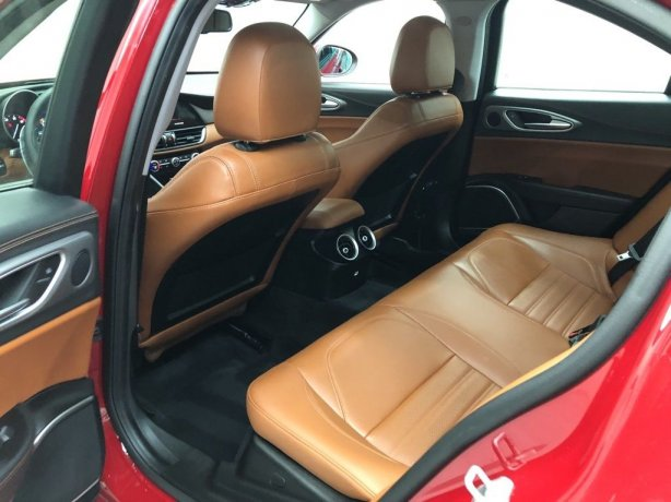 cheap 2018 Alfa Romeo for sale Houston TX