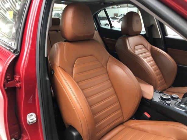 cheap Alfa Romeo Giulia for sale Houston TX