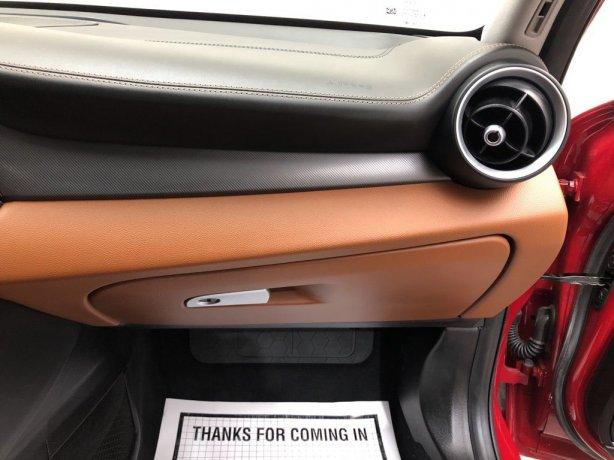 cheap used 2018 Alfa Romeo Giulia for sale