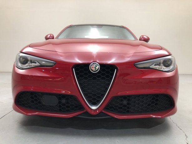 Used Alfa Romeo for sale in Houston TX.  We Finance!