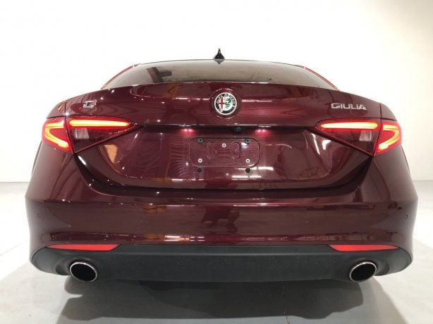 2017 Alfa Romeo Giulia for sale