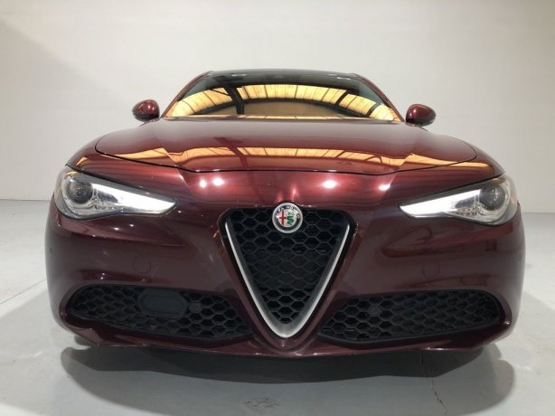 Used Alfa Romeo for sale in Houston TX.  We Finance!