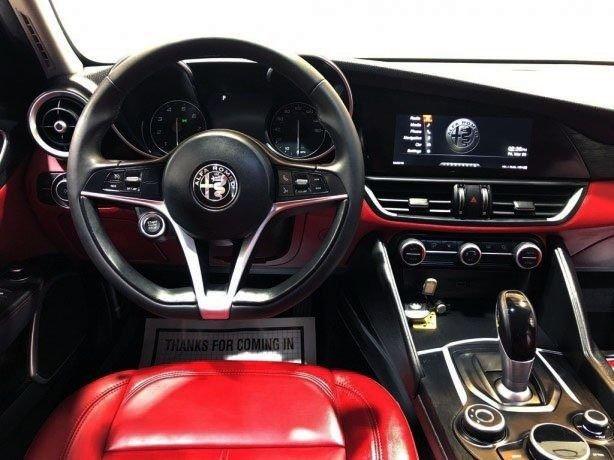 2019 Alfa Romeo Giulia for sale near me