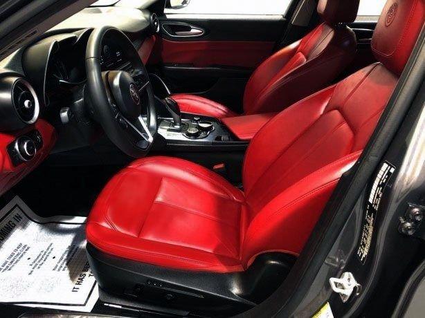 used 2019 Alfa Romeo Giulia for sale Houston TX