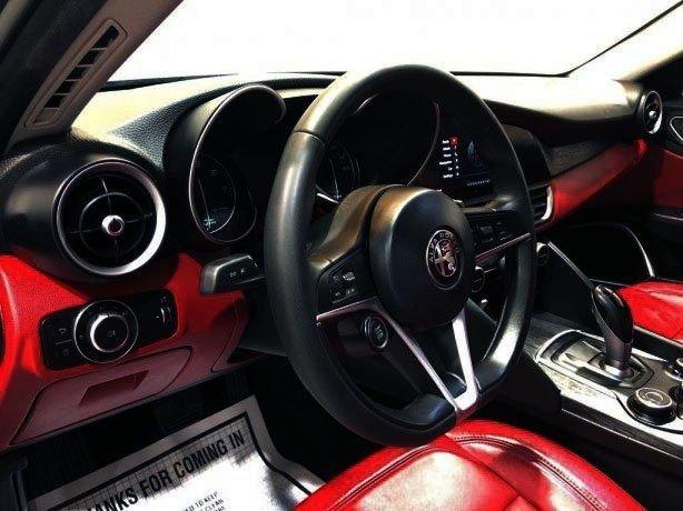 2019 Alfa Romeo Giulia for sale Houston TX