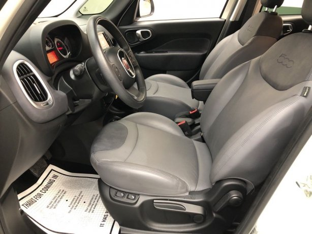 used 2017 Fiat 500L for sale Houston TX