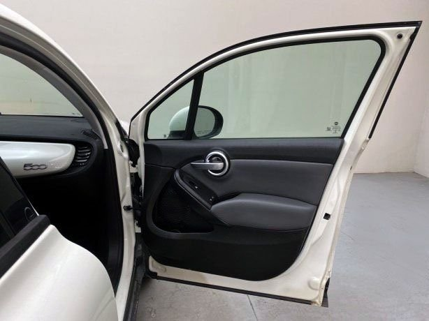 used Fiat 500X for sale near me