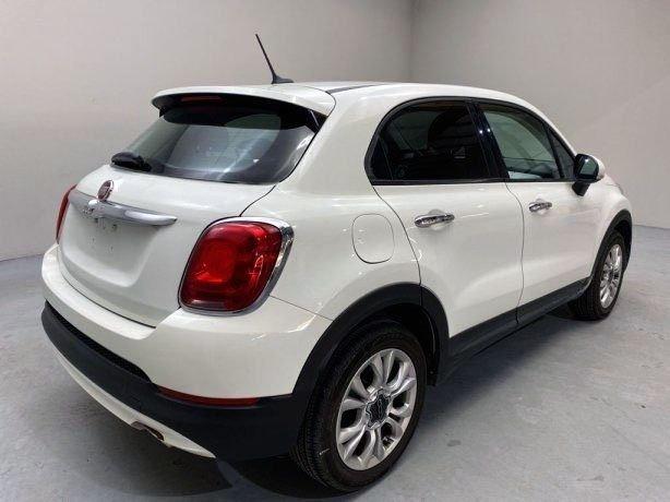 used Fiat 500X