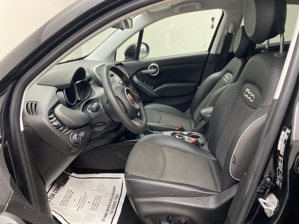 used 2018 Fiat 500X for sale Houston TX