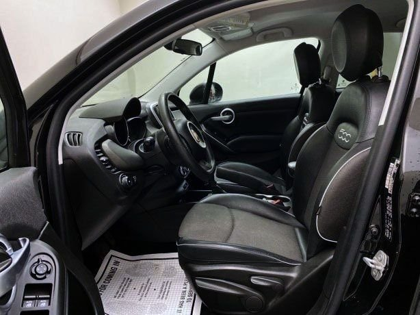 used 2017 Fiat 500X for sale Houston TX