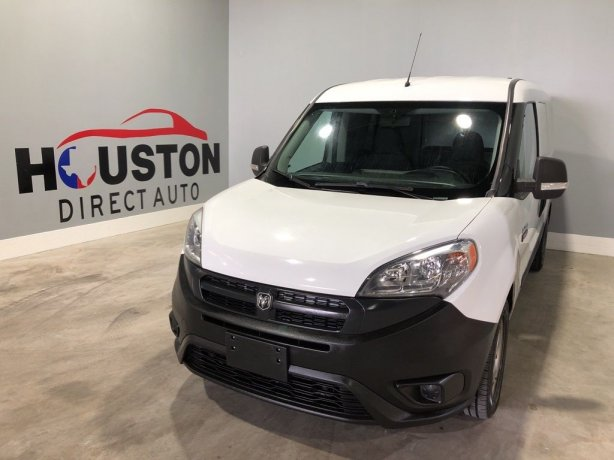 Used 2018 Ram ProMaster City for sale in Houston TX.  We Finance!