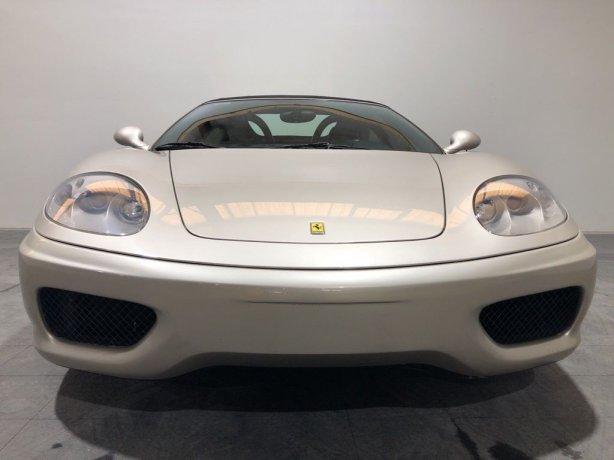 Used Ferrari for sale in Houston TX.  We Finance!